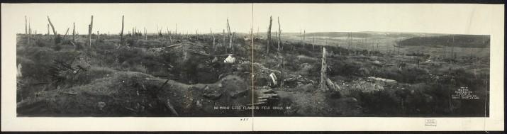 "No Man's Land (""Flanders Field""), France"