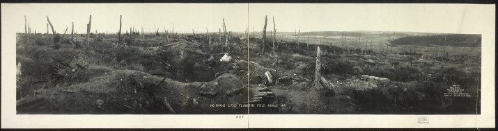 "No Man's Land (""Flanders Field""), France"