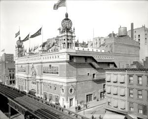 New York's Hippodrome in 1905