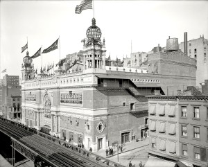 New York's Hippodrome in 1905